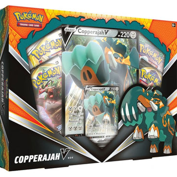 Pokemon TCG Copperajah V Box