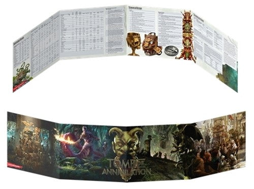 Dungeons & Dragons Tomb Of Annihilation DM Screen