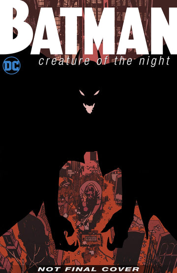 Batman: Creature of the Night Hardcover