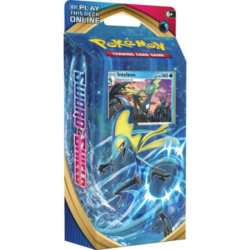 Pokemon Sword & Shield Theme Deck Inteleon