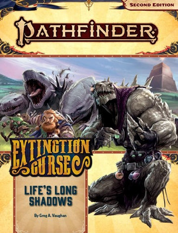 Pathfinder Adventure Path Life's Long Shadows