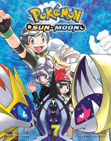 Pokemon Sun & Moon Volume 7