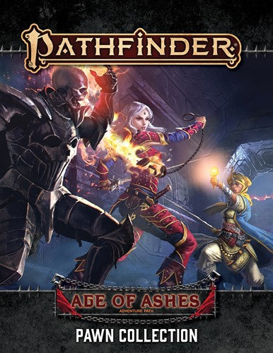 Pathfinder Pawns Age Of Ashes Pawn Collection