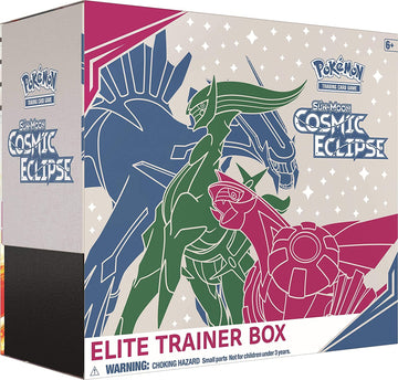 Pokemon Sun & Moon Cosmic Eclipse Elite Trainer Box