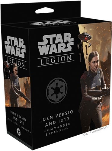 Star Wars Legion Iden Versio And ID10 Commander