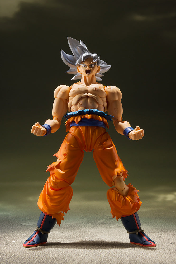 Dragon Ball Super Son Goku Ultra Instinct S.H Figuarts