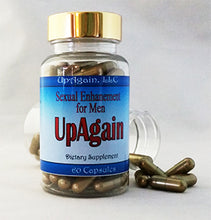 Load image into Gallery viewer, z New UpAgain Sexual Enhancing Capsules for Men Sale - Always Be Healthy