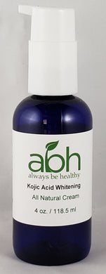 New Skin Whitening Kojic Acid Cream Sale (paraben free) - Always Be Healthy