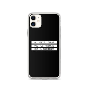 Cover Iphone Black Dormiente