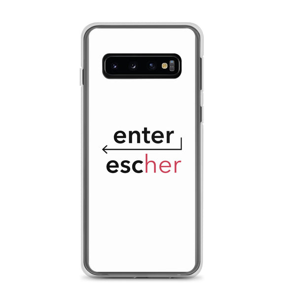 Cover Samsung Enter, Escher