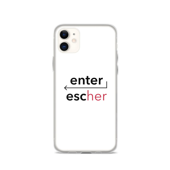 Cover iPhone Enter Escher