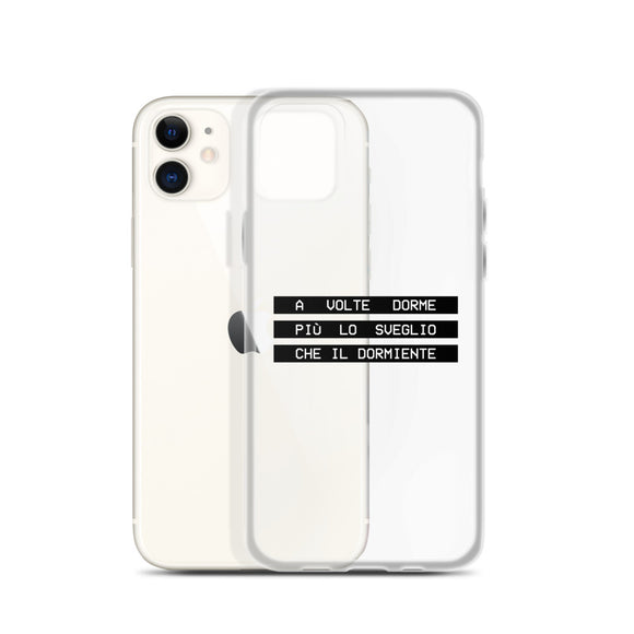 Cover iPhone Dormiente