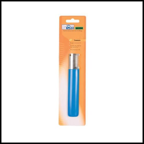 Trimmer IdealDog Droitier Moyen 14 Dents Bleu - Outils de toilettage