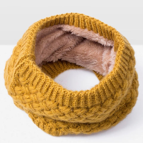 BLOWOUT: Girl's Fall Neck Warmers