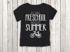 Boy's Last Day Of School Top