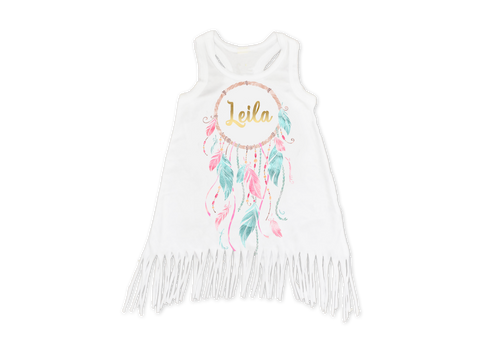 Dream Catcher Personalized Boho Dress