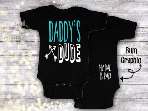 Daddy's Dude Outfit