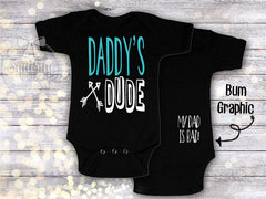 Boy's Daddy's Dude Top