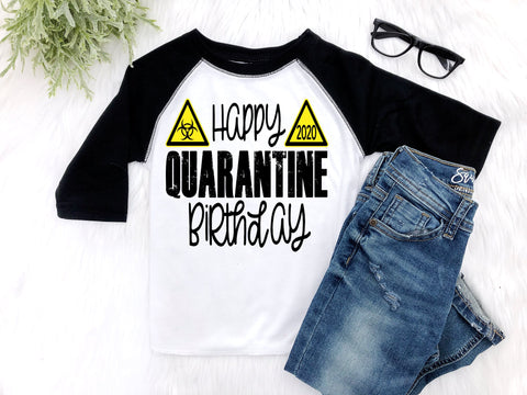 Boy's Quarantine Birthday Outfit