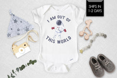 Out Of This World Newborn Baby Onesie®