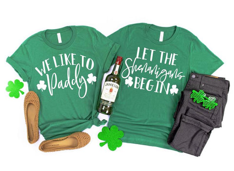 St. Patrick's Day Party Shirts We Like to Paddy