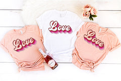 Love Valentines Women's Shirt