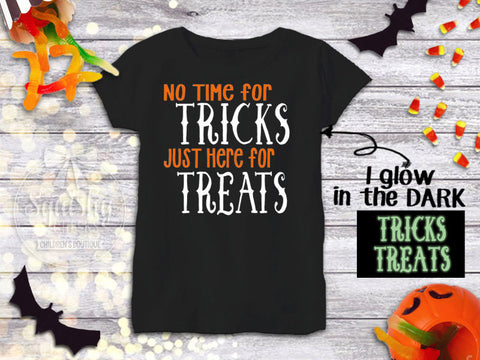 No Time for Tricks Shirt