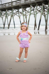 Mermaid Romper Outfit