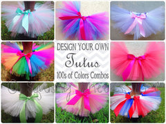 Design Your Own Tutu