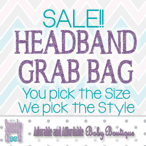 Headband Grab Bag SALE!