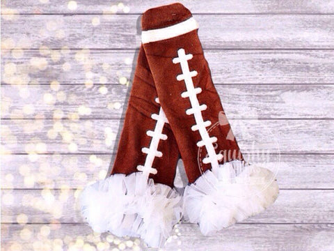 BLOWOUT: Football Leg Warmers
