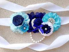 Boy Maternity Sash