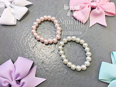 Baby Pearl Bracelet for Newborn and Toddler