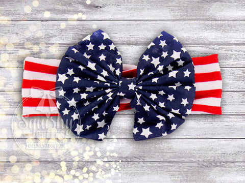 BLOWOUT American Flag Headband
