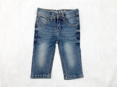 Squishy Cheeks Unisex Denim Jeans