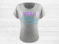 Mama of the Mermaid Shirt