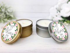 Mother's Day Gift Calming Scent Soy Candle