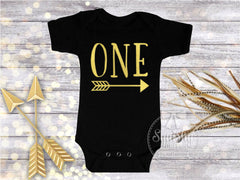 Boy's One Arrow Birthday Top
