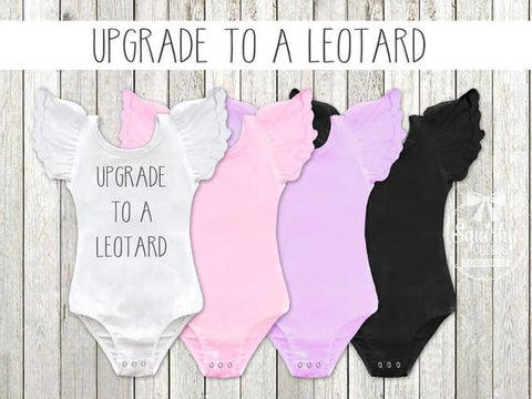 Leotard Upgrade
