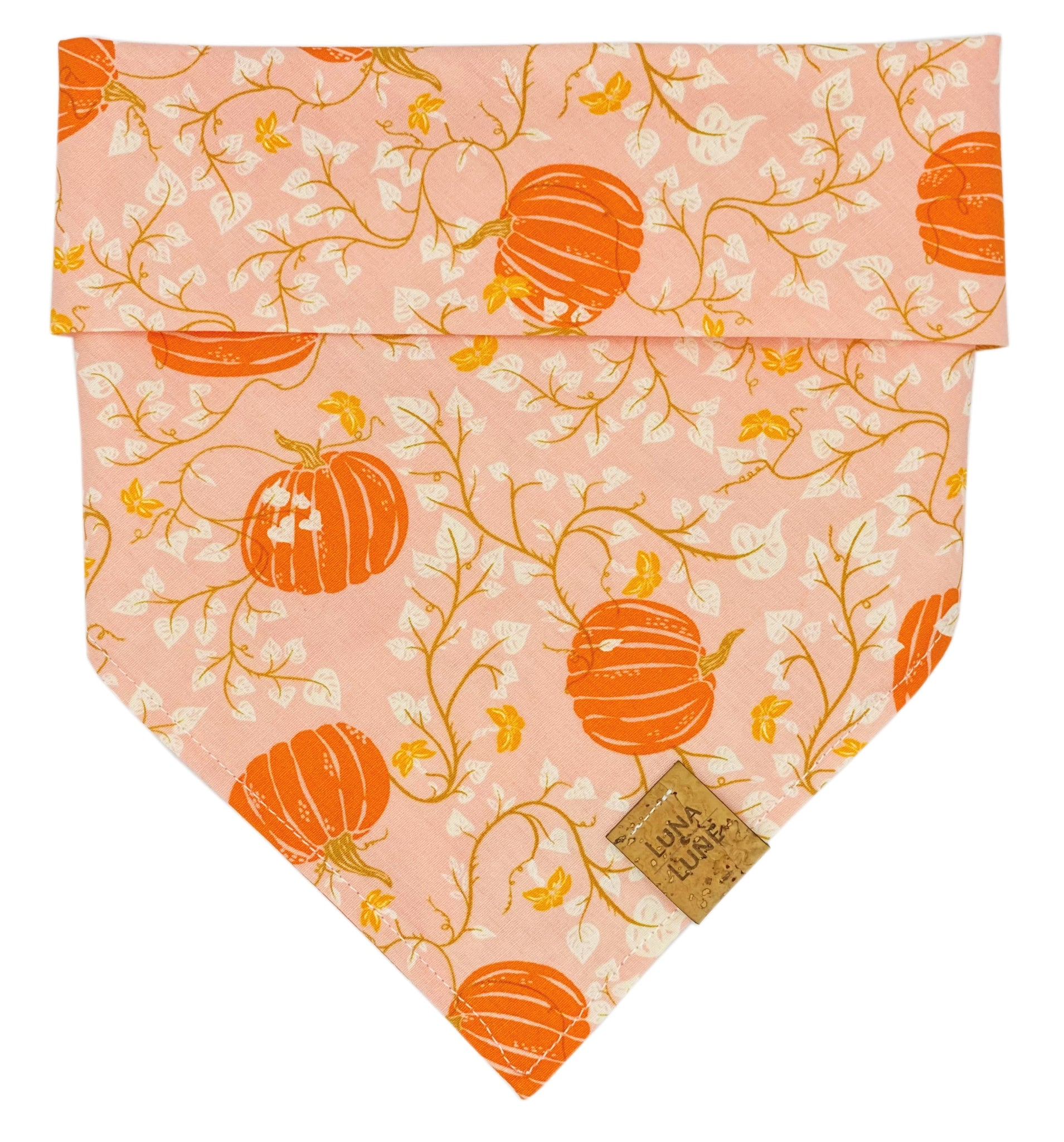 Pumpkin Patch Dog Bandana