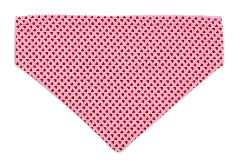 XOXO Dog Bandana