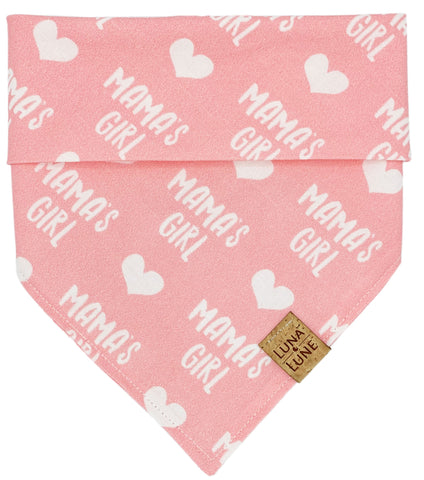 Mommy's Girl Dog bandana