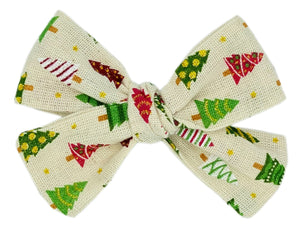 Oh Christmas Tree Bow