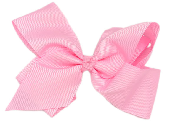 Pink Large Hair Bow
