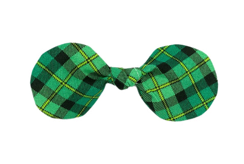 Irish Plaid Bow