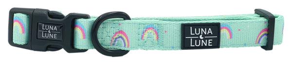 Rainbows and Sprinkles Dog Collar