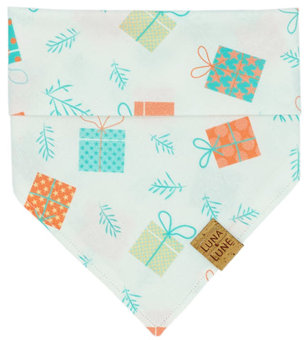 Under the Christmas Tree Dog Bandana