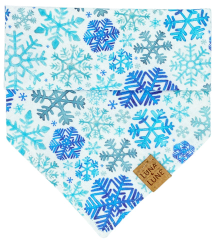 Snow Much Fun Dog Bandana