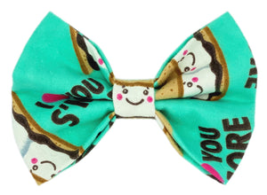 Love You S'more Bowtie