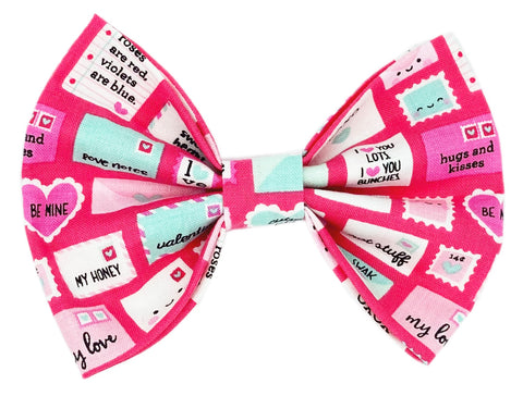 Love Letters - Pink Bowtie